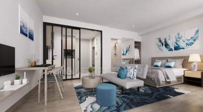 泰国普吉岛海天苑经济型公寓海外房产,错过不知还要等多久?
