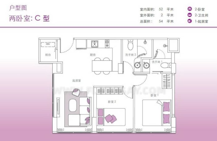 泰国普吉岛Dhawa悦苑酒店公寓海外房产,包租3年,面朝安达曼海